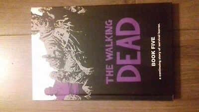 The Walking Dead HARDBACK Graphic Novels Volumes 1 - 5 Book Editions