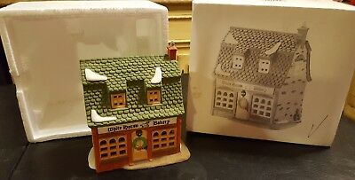 Dickens Village Department 56 White Horse Bakery #5926-9