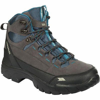 Trespass Illya Ladies Hiking Boots Shoes Walking Cushioned Mid Cut Boots