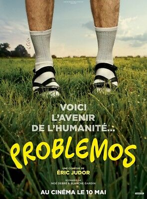 POSTER Problemos (FRANCE, 2017) Eric Judor is Victor - 2809B