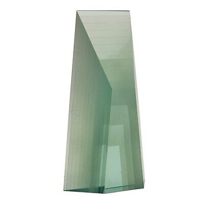 Zoltan Bohus Laminated Glass Scupture 20Th C.