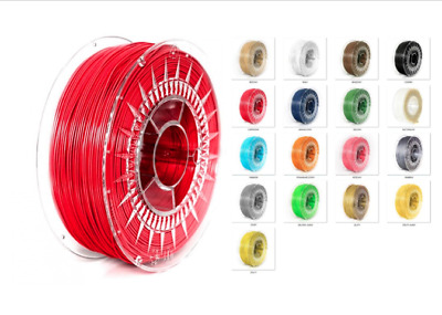 PET-G 3D Filament / 1,75mm / 2,85mm / 1kg / Made in Europe Prusa