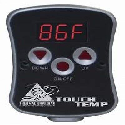 Digital Touch Temp Waterbed Heater for Wood Frame / Free LG Patch Kit / 4oz