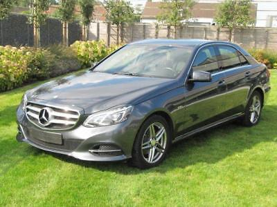 Mercedes E 200 BlueTec Edition E Full Option