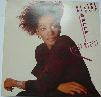 "Regina Belle - All By Myself - 12"" Vinyl Lp"
