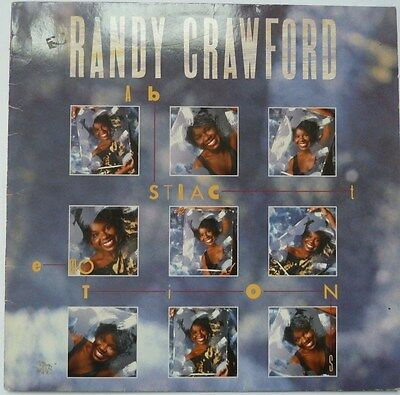 "Randy Crawford - Abstract Emotions - 12"" Vinyl Lp"