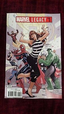 Marvel Legacy #1 Terry Dodson Variant (Marvel, 2017) Brand New/Unread 9.2/NM-