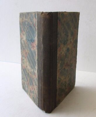 The Life of Mohammed, Rare Old Antique Book, Religion Islam Muslim Christianity