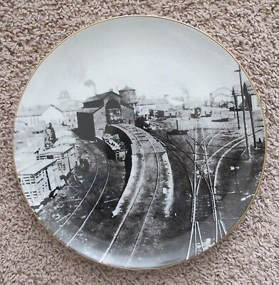 """BNSF Safety Plate -2000- """"Topeka Shops- 1880's"""""""