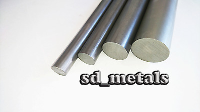 Bright Mild Steel Round Bar 16mm to 50mm dia, EN1A, 230M07,  20mm to 1000mm long