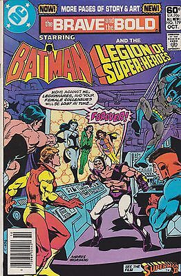 The Brave and the Bold #179 (Oct 1981, DC) Batman FN+