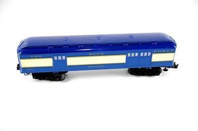 Lionel O Blue Commet illuminated Barnard passenger car 3 rail new (no box)