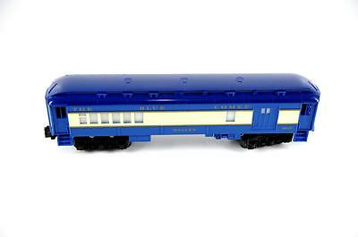 Lionel O Blue Commet illuminated Halley passenger car 3 rail new (no box)