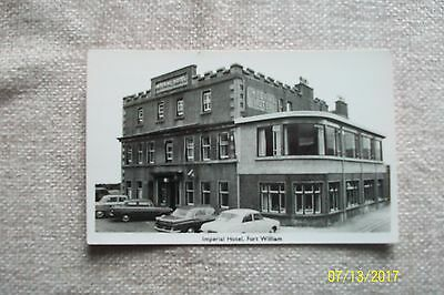 Postcard-- Imperial Hotel,  Fort William