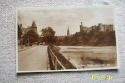 Postcard-- The Ness Walk, Inverness