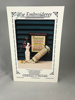 Eventide Designs The Embroiderer Sewing Pattern