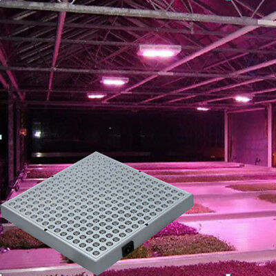 15W Full Spectrum Red LED Grow Light Hydroponics for Plants Flowering Lamps
