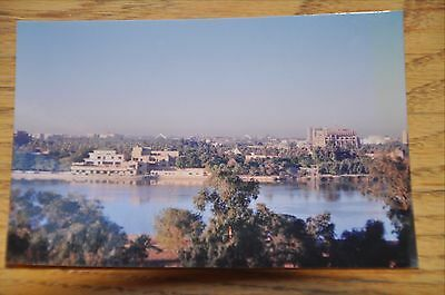 Iraqi Freedom OIF 1st Armored Photograph 3 x 5 Palace on the Tigris River