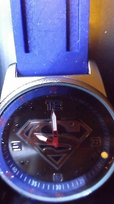 collectable superman team watch/new.