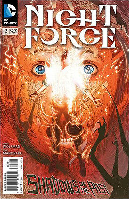 Night Force (2011) #02  DC New 52