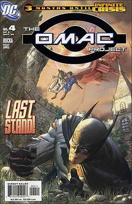 OMAC Project #04  8.0 VF