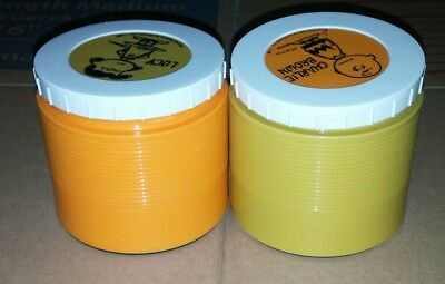Peanuts Gang Lucy Charlie Brown Luncheonette Thermo Containers