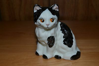 Mosser HP Signed Black and White Kitten