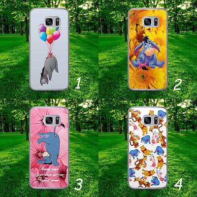 Eeyore/winnie The Pooh/piglet/tiger/pattern Hard Phone Case/cover For Samsung