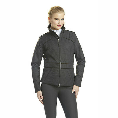 NEW Gersemi Ladies Runi Short Functional Jacket - Charcoal XS, Sm, Md