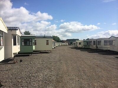 Worcestershire Caravan Sales - Ideal for Temporary Accommodation