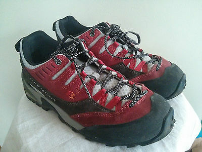 Garmont hiking boots/shoes with Vibram outsole, women's size 7.5 US