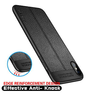 Slim Thin Hybrid TPU Bumper Shockproof Phone Case Cover For New iPhone Accessory