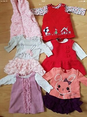 Huge bundle of gorgeous baby girls clothes 0-3 Months
