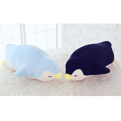 Cute Penguin Soft Plush Toy Stuffed Animal Toy Doll Pillow Cushion Birthday Gift