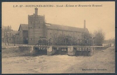 [AI1073] Houplines-Bourg - Ecliuse et Brasserie Roussel