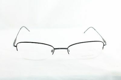New Stefanel Beautiful Black Metal eyeglasses frame, Mod.60552
