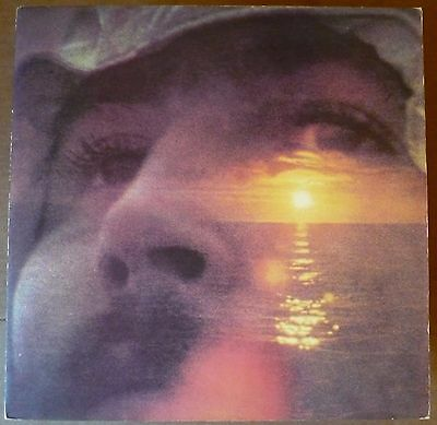 DAVID CROSBY If I Could Only Remember My Name LP ATLANTIC 1971 UK orig+foc
