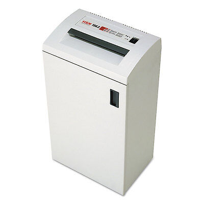 HSM Classic 108.2 Strip-Cut Shredder Shreds up to 24 Sheets 13-Gallon Capacity