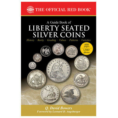 HURT Book Sale - Whitman Guide Book of LIBERTY SEATED Silver US Coins