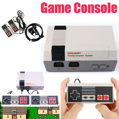 Mini 500 Games HDMI Retro handheld game player Family TV video game console US