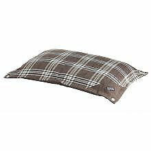 PET-302832 - Do Not Disturb Tartan Brown Duvet 70x10