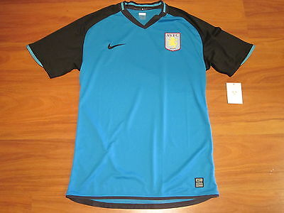 Camiseta  Shirt Aston Villa Talla Size M/l Player Issue Nueva New