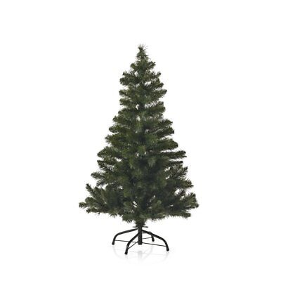 4FT (122cm) GREEN CHRISTMAS TREE TRADITIONAL XMAS PINE ARTIFICIAL DECORATION