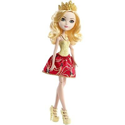 Poupée Ever After Monster High  Apple White  NEUF