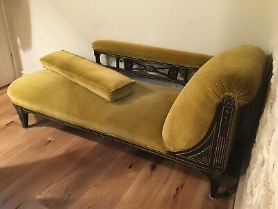 Edwardian chaise lounge very good condition, buyer  to collect