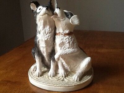 Beswick, ' Puppy Love'. The Young Friends Series. 1984