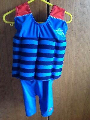 Zoggs Boys Float Suit 2-3 Years