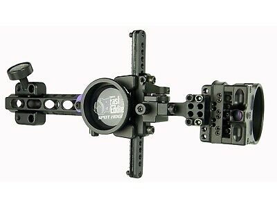 Spot-Hogg Wrapped Fast Eddie XL MRT Long Bar 3-Pin Bow Sight .010 Pin...