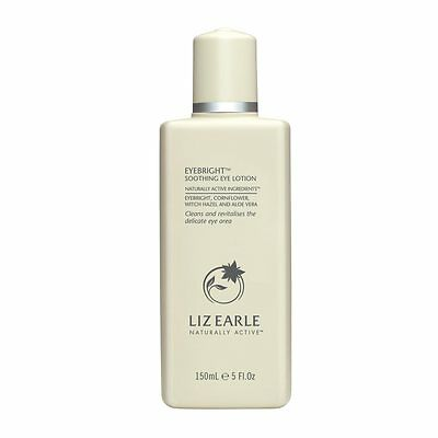 NEW Liz Earle Eyebright Soothing Eye Lotion 150ml
