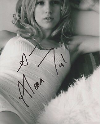 Alona Tal authentic signed autographed 8x10 photograph holo COA